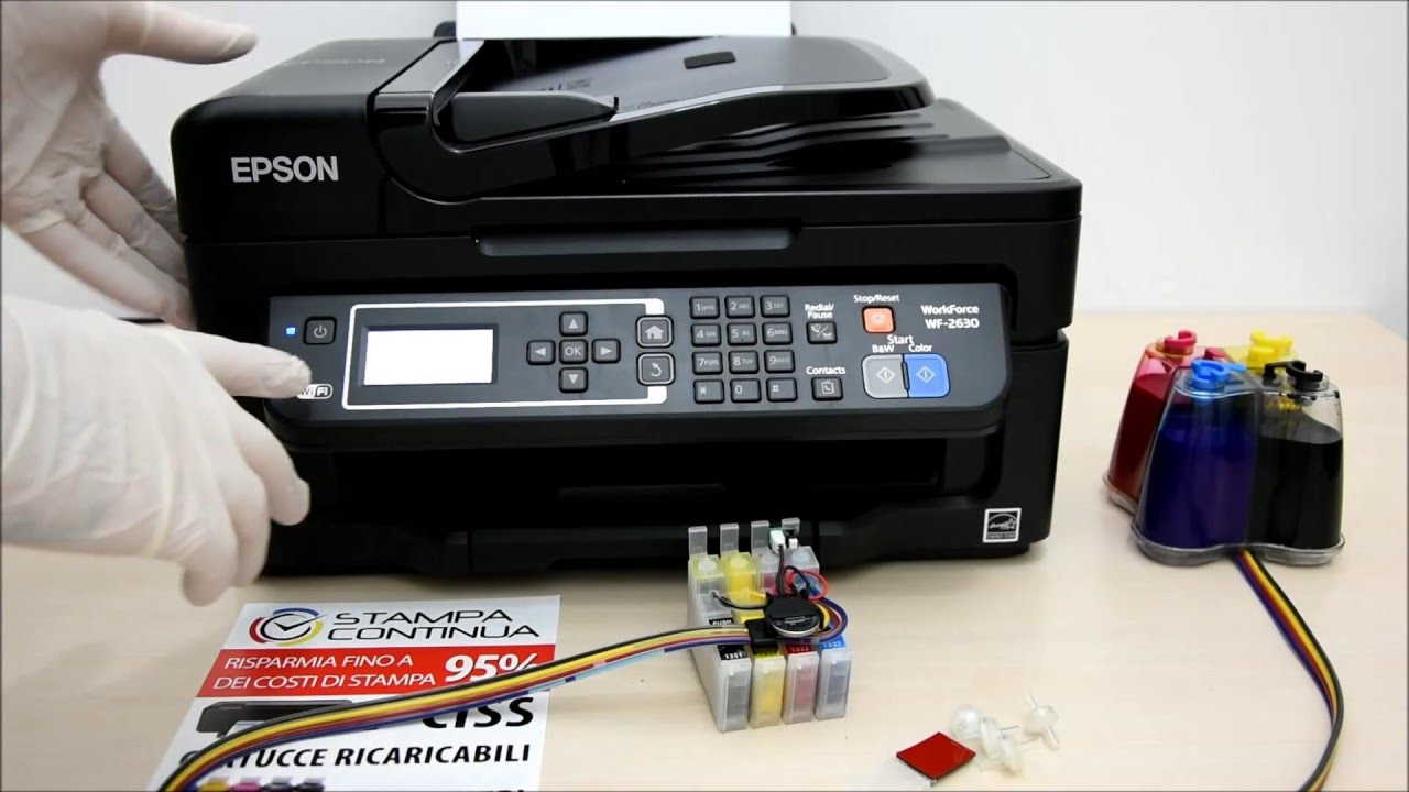 EPSON WORKFORCE 2630 DRIVER WINDOWS XP