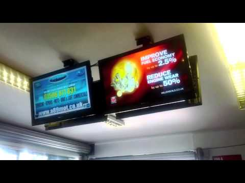 MediaWave Digital Advertising Screens - Kingwood Texas