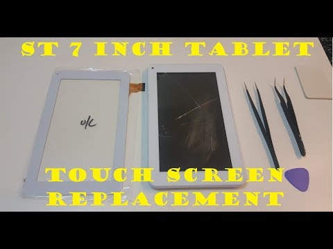 ST (superior Technology) 7 Inch Tablet Touch Screen Replacement