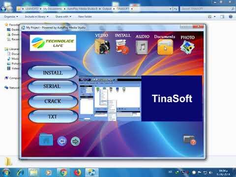 serial key for tinasoft easycafe