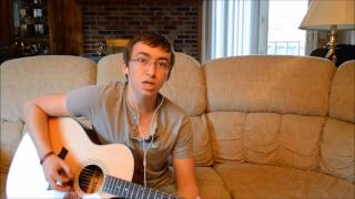 """Riot"" by ""Rascal Flatts"" acoustic cover by Tyler Skeen"