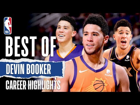 The Best Devin Booker Career Highlights!