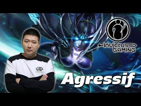 Agressif Phantom Assassin [China Ranked Game] Dota 2