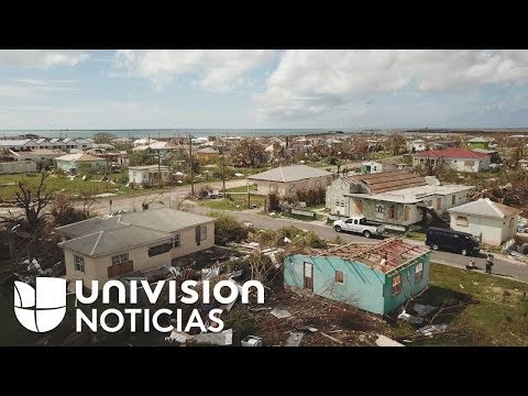 360/VR: Barbuda after the storm