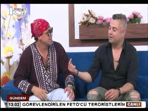 Gatto Gabriel & Gökay Daşdan  Kanal 33 - GÜNDEM (05/05/17)