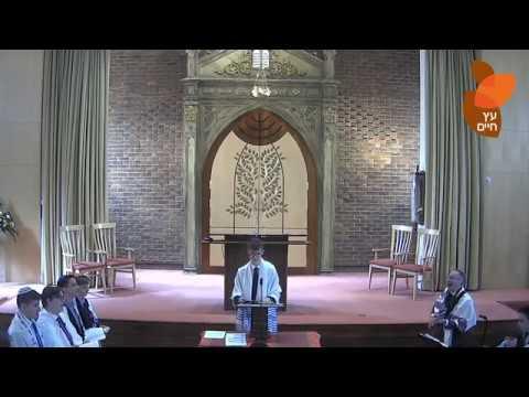 KT Shabbat Morning 5779