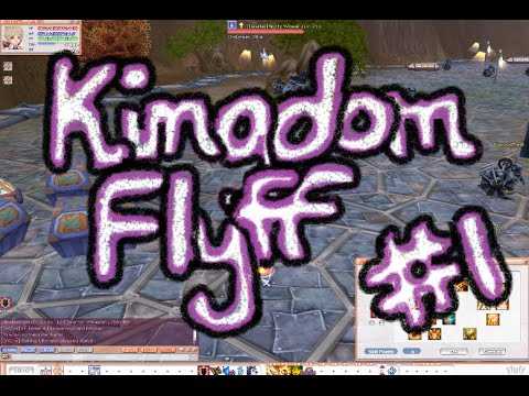 BEST FLYFF PRIVATE SERVER? – Kingdom FlyFF Gameplay (Ep.1.1)