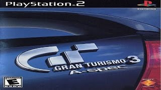 Gran Turismo 3 A-Spec PS2 Gameplay