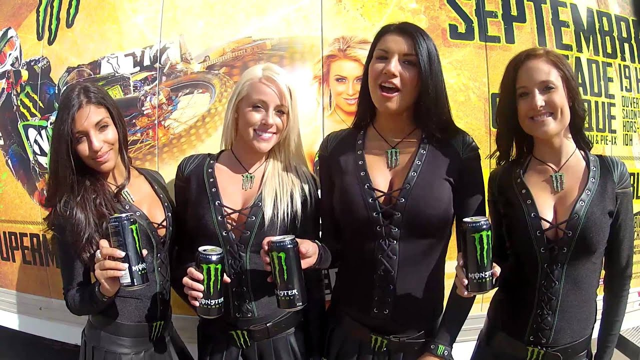Monster Energy Girls - YouTube