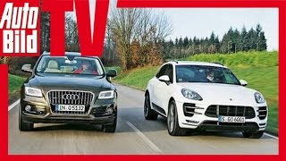 Porsche Macan vs. Audi Q5