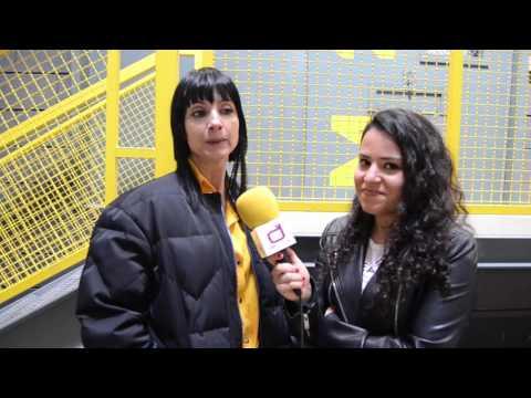 Entrevista: Najwa Nimri (Zulema) | 'Vis a Vis' - Segunda temporada (Antena 3)