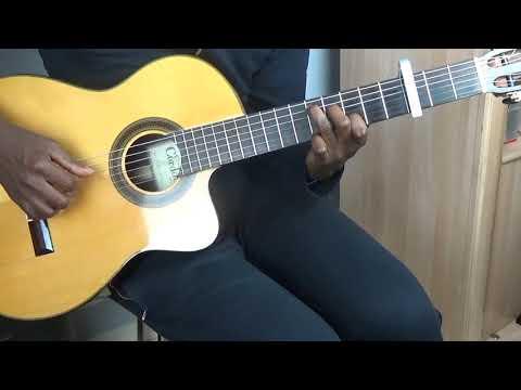 Comment Jouer à La Guitare : L'Eternel Est Bon De Dena Mwana