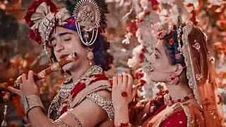 Krishna Hai Vistar yadi Toh Saar Hai Radha || Radha Krishna serial song.