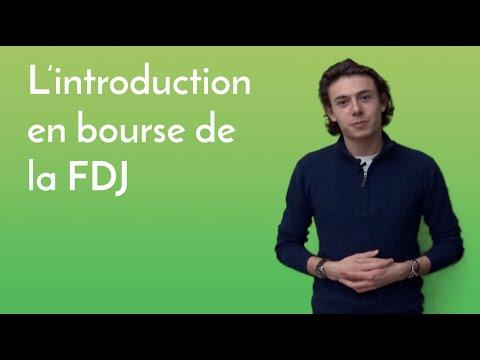 hiboo actu : l'introduction de la FDJ
