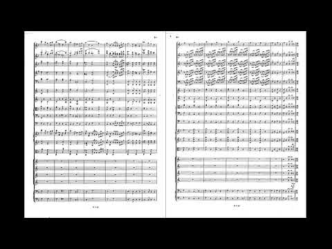 Robert Schumann - Konzertstück for Four Horns and Orchestra Op. 86 (Sheet music)