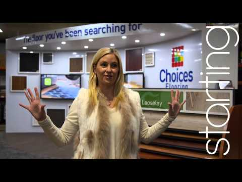 Inspiring Choices 2016 Getting started with your decorating project
