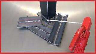 Elektroden schweißen lernen/Grundlagen/Elektrodenschweißkurs