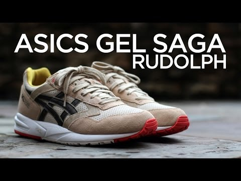 Closer Look: Asics Gel Saga -