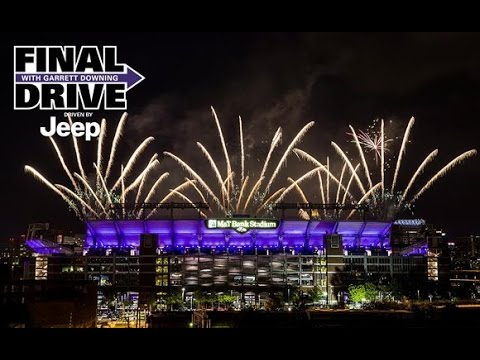 Ravens FINALLY Get A Home Monday Night Football Game | Final Drive | Baltimore Ravens