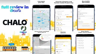 How to use CHALO live bus tracking APP  #chaloapp #prasantharts&more screenshot 2