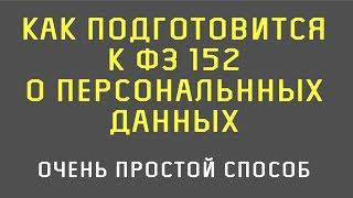 видео ФЗ-152 «О защите персональных данных» с изменениями и комментариями