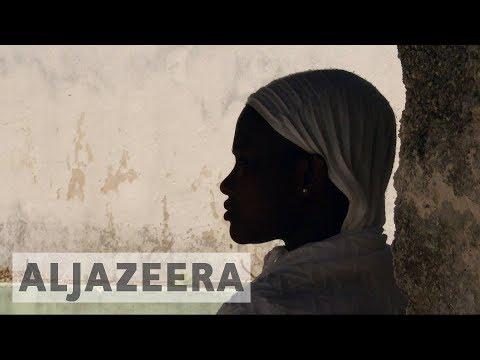 African refugee children 'trafficked into prostitution'