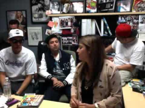 Doc Hollywood interview 102.7 KIIS FM