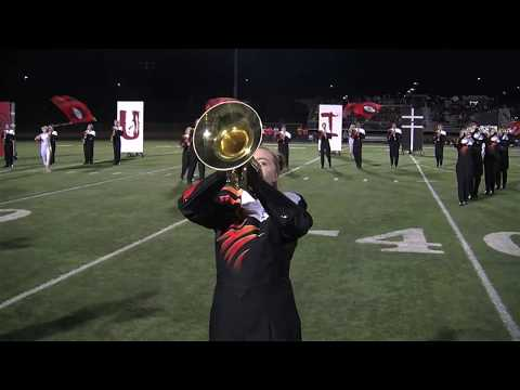 FHS Marching Band 2-camera edited Performance 9-7-2018