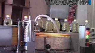 Розлив масла, 3000 бут/час(Линии серии ЛР 2 предназначены для розлива растительного масла в стеклянную и ПЭТ-бутылки объемом от 0.5..., 2010-07-31T08:05:06.000Z)