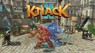 Destiny Who? Nah mate, Knack 2 | Knack II Multiplayer Livestream