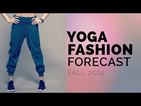 Best Yoga Pants – Yoga Fashion Forecast: Fall/Winter