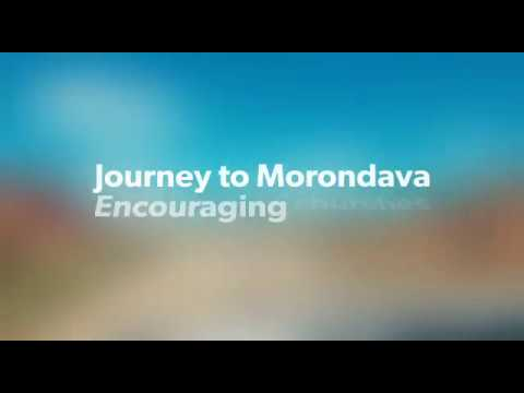 Journey to Morondava, encouraging churches