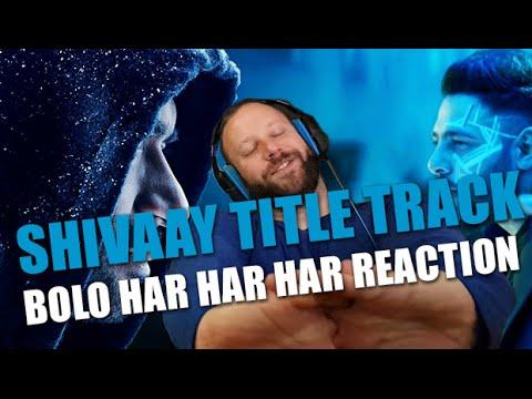 Bolo HAR HAR HAR - Shivaay Title Track...