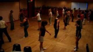 foot boogie line dance