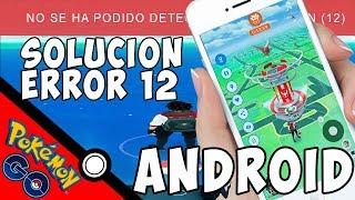 """SOLUCION ERROR 12 !Nuevo Gps Joystick! HACK Android 6, 7 , 8 y 9 Pokemon GO """"Servicios Google play"""""""