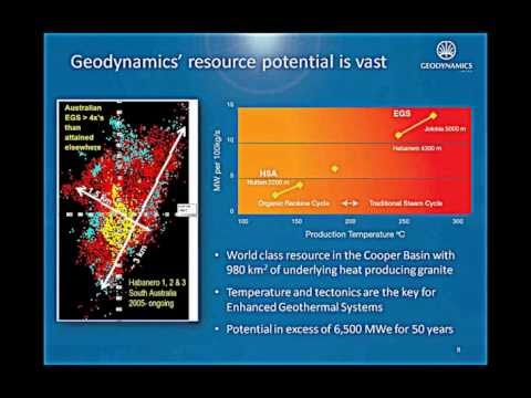 Find All Electrical Jobs presents - Benefits of Geothermal Energy