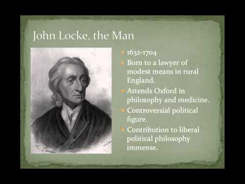POS 201: Lecture 6-Hobbes & Locke, Liberalism, Natural Rights, Consent