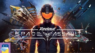 Redout: Space Assault - Apple Arcade iOS Gameplay (by 34BigThings)