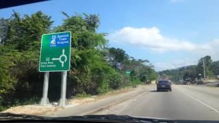 Ocho Rios - Entry To North South Highway - Jamaica