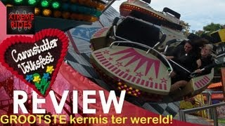 Review: Grootste kermis ter wereld; Canstatter Wasen Stuttgart [DUTCH VERSION]