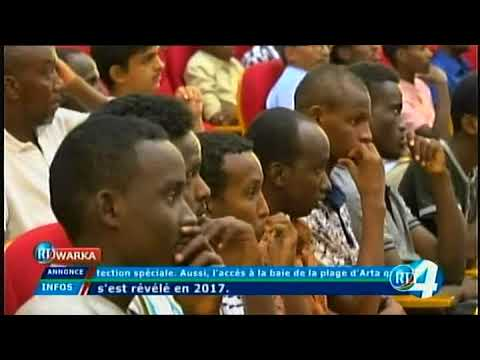 RTD : Journal Somali du 16/04/2018