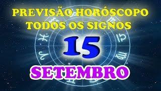 Signos do Horóscopo - Previsão do Dia 15 de Setembro de 2017 Tarot Cigano