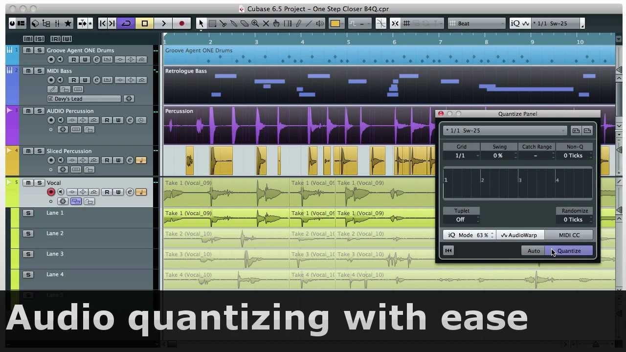 Cubase   Scan Pro Audio