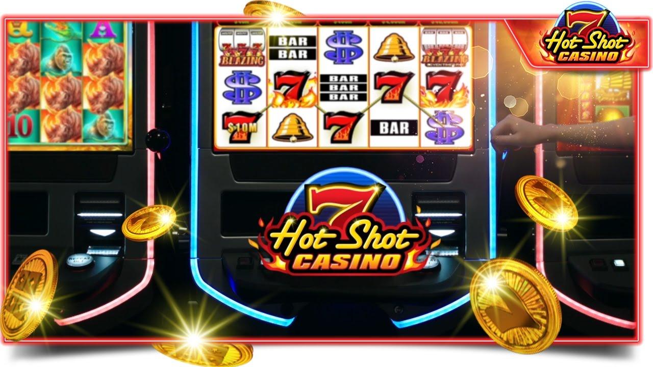 Hot shot slots youtube wild wild west casino las vegas jobs