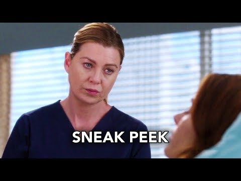 "Grey's Anatomy 14x04 Sneak Peek #2 ""Ain't That a Kick in the Head"" (HD) Season 14 Episode 4 Clip"