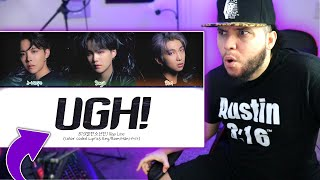 "First Time Reaction To ""BTS"" (방탄소년단) - UGH! (욱)"