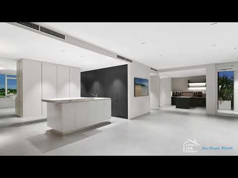 JSR Builders Sydney – Apartment Kitchen & Bathroom Renovations - Refinery Drive, Pyrmont