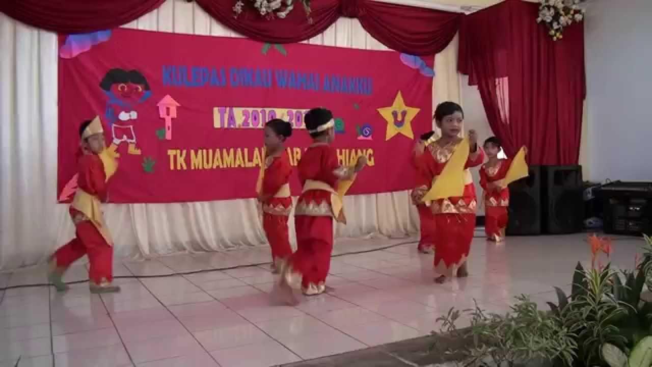 tari dayung, najib TK MUAMALLAH KEPAHIANG.2010 - YouTube