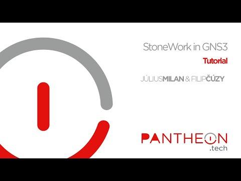 StoneWork (CDNF.io) + GNS3 | PANTHEON.tech