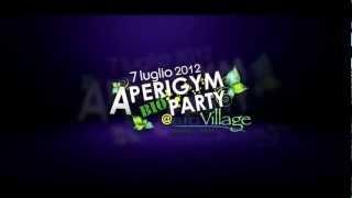 APERIGYM BioPARTY 2012  ** Special Guest BRIGITTA BULGARI **